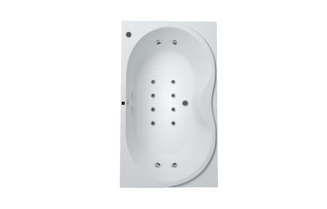 Bồn tắm Inax MSBV – 1800N